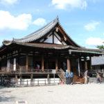 東室・聖霊院・妻室(法隆寺)