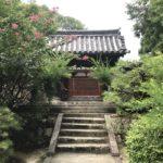 地蔵盆(唐招提寺)