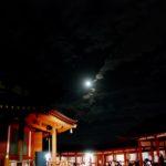 観月会(薬師寺)
