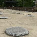 興福寺の礎石