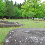 東大寺の礎石