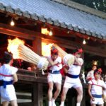 火祭り(往馬大社)