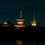10年ぶりの東塔(薬師寺)