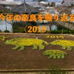 今年の奈良を振り返る(2019)