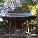 飛鳥川上坐宇須多岐比売命神社