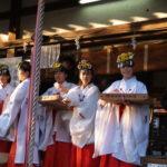 御田祭り(村屋神社)
