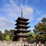 興福寺五重塔が120年ぶりの大規模修理