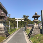 杵築神社(二名)