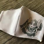 興福寺のマスク