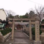 大坂山口神社(逢坂)