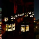 秋夜の奈良旅