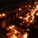 地蔵会万燈供養(元興寺)